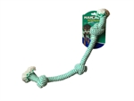 Mammoth EXTRA FRESH 3 Knot Tug - Medium (50cm)-dog-The Pet Centre
