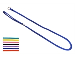 Slip Lead 20mm x 120mm - Blue-dog-The Pet Centre