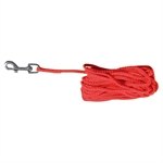 Trixie Puppy 10m Trainer Lead - Red-dog-The Pet Centre