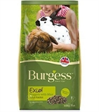 Burgess Excel Adult Rabbit 10kg-small-animal-The Pet Centre