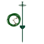 Canine Care Spiral Stake & Tieout 4.5m-dog-The Pet Centre