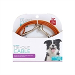 Canine Care Tieout Cable Medium 4.5m-dog-The Pet Centre
