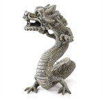 Chinese Dragon with Air Gold  - Medium-ornaments-The Pet Centre