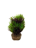 Plastic Plant - Needle Leaf Assorted-artificial-plants-The Pet Centre
