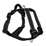 Huskimo Ultimate Harness - Dark Sky (S)-dog-The Pet Centre