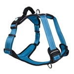 Huskimo Ultimate Harness -  Bells Beach (XL)-harnesses-The Pet Centre
