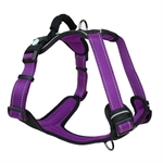 Huskimo Ultimate Harness -  Aurora L-harnesses-The Pet Centre