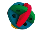 Play & Snack Ball 8cm-toys-|-chews-The Pet Centre