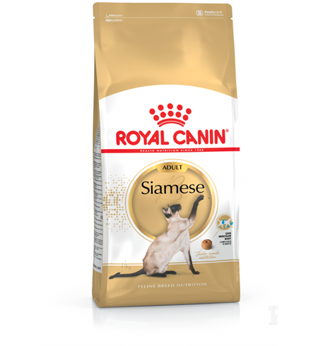Royal Canin Siamese Adult Cat Food 4kg