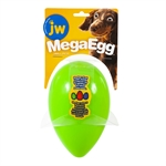 JW Mega Egg Green Small-dog-The Pet Centre