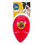 JW Mega Egg Red Large-dog-The Pet Centre