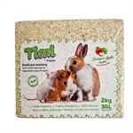 Timi Pine Bedding Apple Scented 2kg-small-animal-The Pet Centre