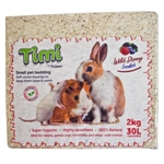 Timi Pine Bedding Wild Berry Scented 2kg-small-animal-The Pet Centre