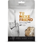 Tu Meke Beef Liver Strips 100g-nz-made-The Pet Centre