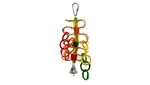 Braided Spools and Blocks 20cm-wooden-The Pet Centre