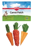 Kaytee Chew Toy - Carrot Patch 3 Pack-small-pet-The Pet Centre