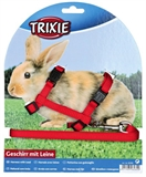 Trixie Adjustable Rabbit  Harness with Lead -harnesses-The Pet Centre