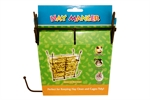 Metal Hay Manger 18cm-small-pet-The Pet Centre