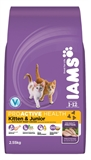 Iams Kitten 2.55kg-dry-food-The Pet Centre