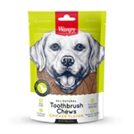 Wanpy Dog Chicken Toothbrush Chews 100g-dog-The Pet Centre