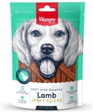 Wanpy Dog Lamb Jerky Slices 100g-dog-The Pet Centre