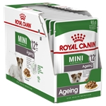 Royal Canin Mini Ageing 12+ Gravy-dog-The Pet Centre