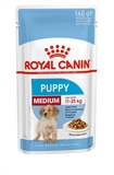 Royal Canin Dog Medium Puppy in Gravy 140g-dog-The Pet Centre