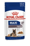 Royal Canin Dog Maxi Ageing 8+ in Gravy 140g-dog-The Pet Centre