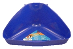 Corner Litter Tray 36x21x15-litter-|-bedding-The Pet Centre