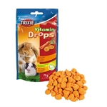 Trixie - Vitamin Drops - Carrot 75g-food-and-treats-The Pet Centre