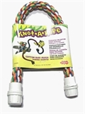 Living World Knot A Rope Perch 53mm x 20mm-rope-The Pet Centre