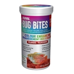 Fluval Bug Bites Colour Enhancing Flakes 90g-flakes-The Pet Centre