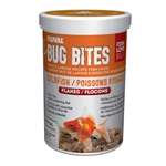 Fluval Bug Bites Goldfish Flakes 180g-flakes-The Pet Centre