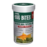 Fluval Bug Bites Spirulina Flakes 45g-flakes-The Pet Centre