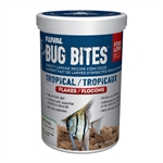 Fluval Bug Bites Tropical Flakes 180g-flakes-The Pet Centre