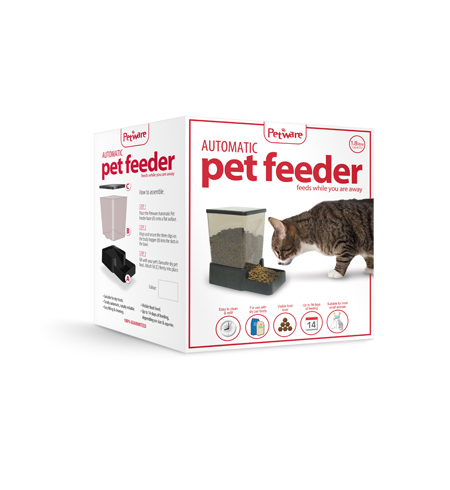Petware Automatic Pet Feeder