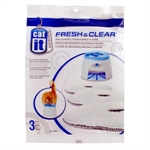 Catit Design Fresh & Clear - Foam and Carbon Filters-cat-The Pet Centre