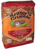 Kritter's Crumble - 20L Organic Bedding-fish-The Pet Centre