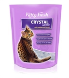 Kitty Fresh Crystal Cat Litter 12lt-cat-The Pet Centre