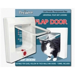 Petware Cat Door For Glass & Wood-cat-doors-The Pet Centre